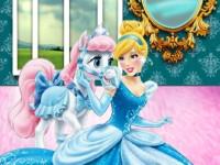 Cinderella Bibbidy Palace Pets