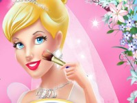 Cinderellas Wedding Makeup