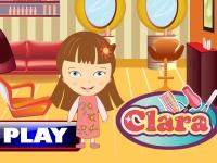 Clara Hair Styling
