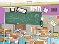 Classroom Clean Up