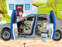 Clean Dads Car