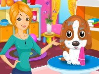 Cute Puppy Salon