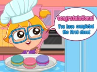 Cutezee Cooking Academy Macarons