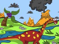Dino Coloring Book