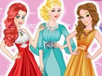 Disney Princess Fashion Stars