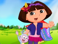 Dora Adventure Dressup
