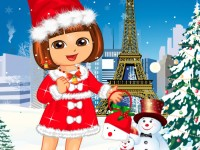 Dora Christmas Travel