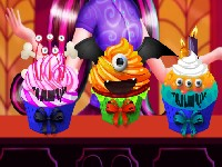 Draculaura Cupcakes Decoration