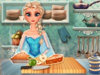 Elsa Apple Pie