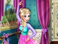 Elsa Ballet Rehearsal