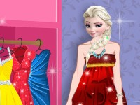 Elsa Party Dress Up