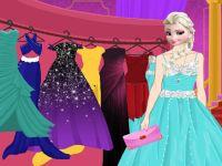Elsa Spring Prom