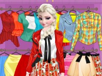 Elsa Trendy Look