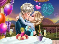 Elsa Valentines Day Kiss