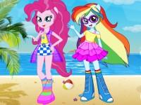 Equestria Girls Beach Fashion