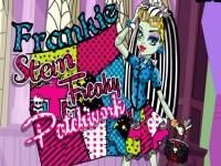Frankie Stein Freaky Patchwork