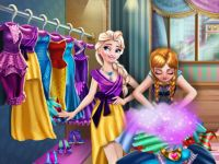 Frozen Wardrobe Cleaning