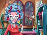 Ghoulia Real Makeover