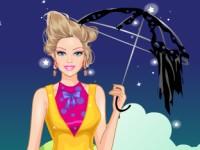 Halloween Barbie Dress Up