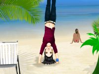 Handstand Harriet