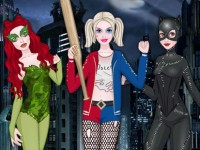 Harley Quinn Friends