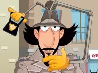 Inspector Gadget Barber Shop