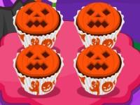 Jack O Lantern Halloween Cupcakes