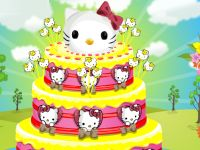 Kitty Cake Decoration