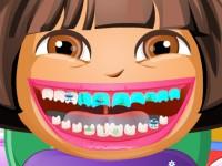 Lara At Dentist