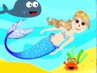 Mermaid Princess Clara