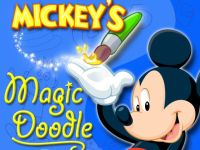 Mickeys Magic Doodle