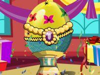 Monster High Egg Decoration
