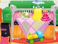 My Baby Girl Crib