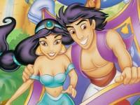 Princess Jasmine Spot Difference
