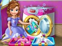 Princes Sofia Laundry Day