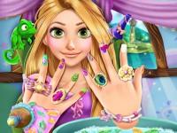 Rapunzel Manicure