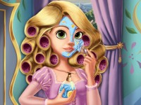 rapunzel makeup games