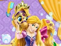 Rapunzels Messy Pony
