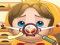 Royal Baby Nose Doctor