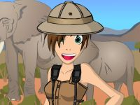 Safari Dress Up
