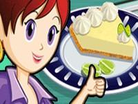 Saras Cooking Class Key Lime Pie