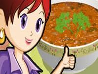 Saras Cooking Class Lentil Soup