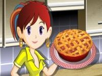 Saras Cooking Class Rhubarb Pie
