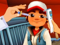 Subway Surfer Eye Care