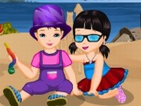 Summer Kids Dressup