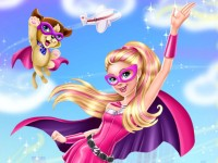 Super Barbie Saving City