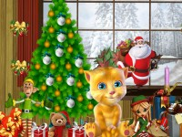 Talking Ginger X mas Decor
