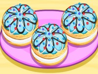 Tasty Creamy Macaroons