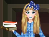 Teen Alice Back To School