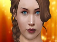 The Hunger Games Makeover
